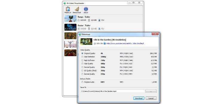4k video downloader key
