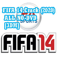 FIFA 14 Crack (2020) ALL NO-DVD [3DM]