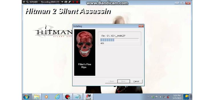 Hitman 2 CD