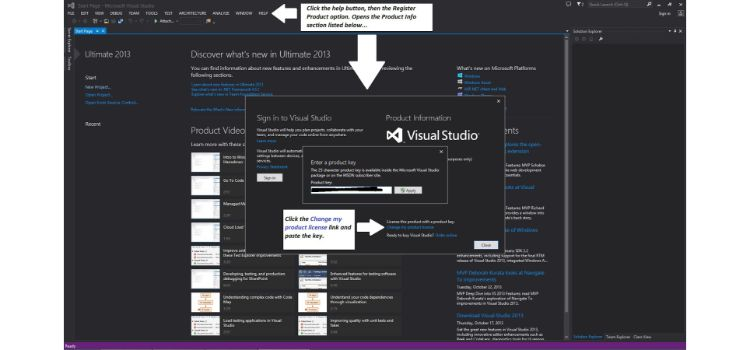 visual studio 2020