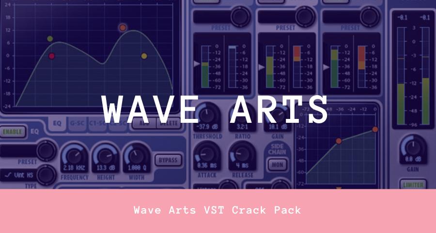 Wave Arts VST Crack